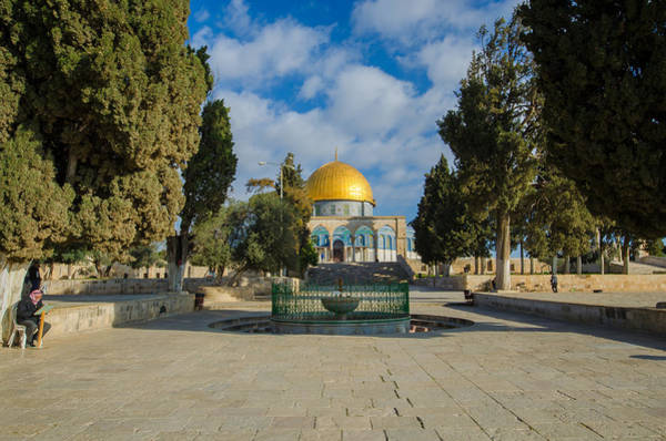 Wall Art - Photograph - Dome Of The Rock by David Morefield