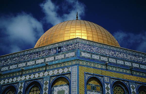 Jerusalem Photograph - Dome Of The Rock, Old City Of Jerusalem by Hanan Isachar