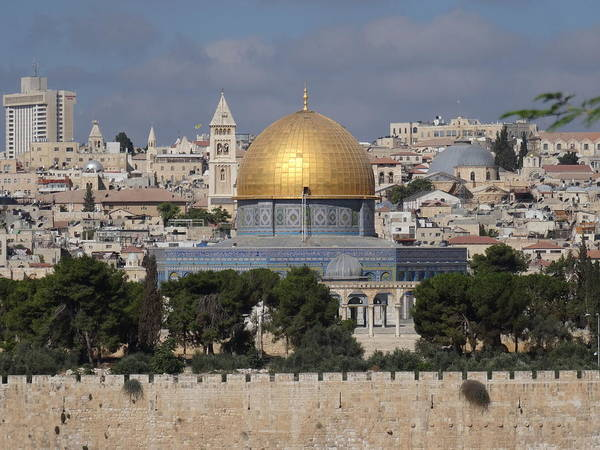 Photograph - Dome On The Rock  by Karen Jane Jones
