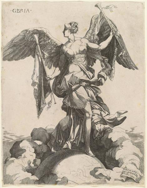 Domenico Del Barbiere After Rosso Fiorentino Art Print
