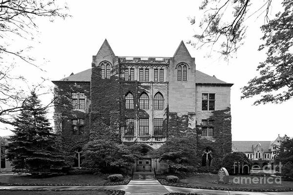 Co Photograph - Dominican University Lewis Hall by University Icons