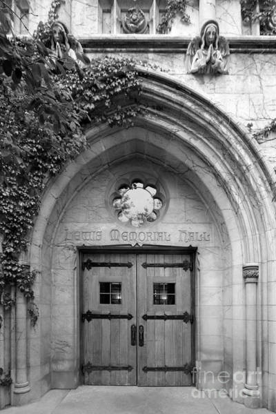 Co Photograph - Dominican University Lewis Memorial Hall by University Icons