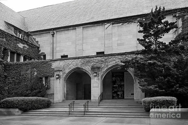 Co Photograph - Dominican University Mazzuchelli Hall by University Icons