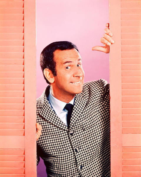 Don Photograph - Don Adams In Get Smart  by Silver Screen