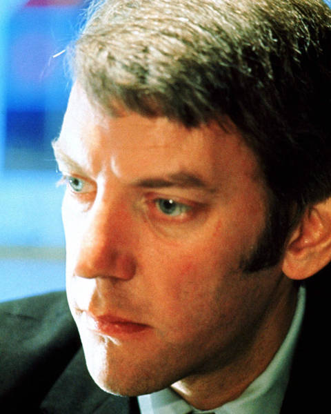 Donald Photograph - Donald Sutherland In Klute  by Silver Screen