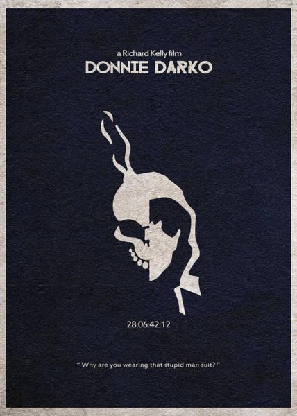 Richard Digital Art - Donnie Darko by Inspirowl Design