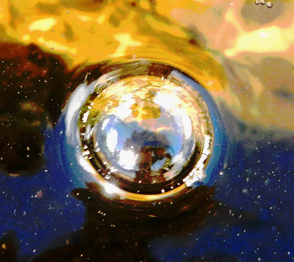 Photograph - Don't Burst My Bubble by Pamela Walton