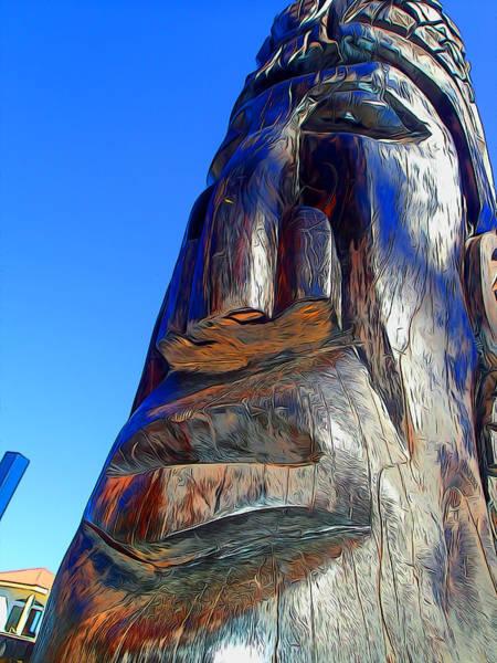 Belize Digital Art - Don't Give Me Lip by Geoff Strehlow