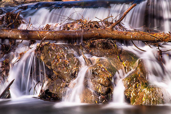 Photograph - Dont Go Chasing Water Falls by James BO Insogna