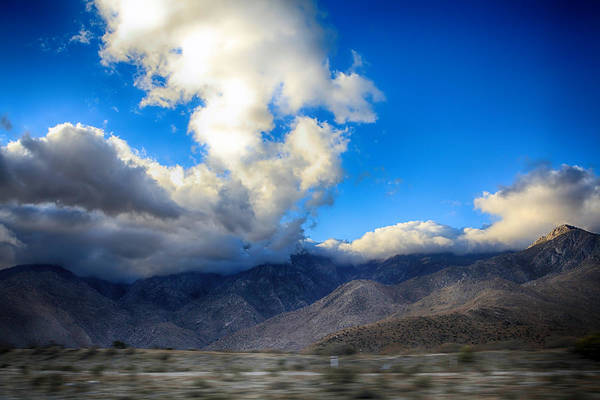 Palm Desert Photograph - Don't Pass Me By by Laurie Search