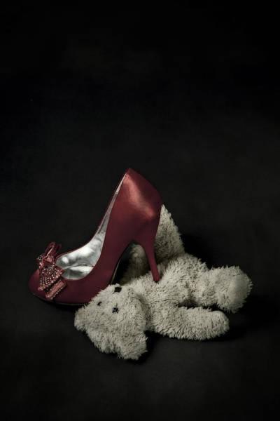 Pump Photograph - Don't Step On Me by Joana Kruse