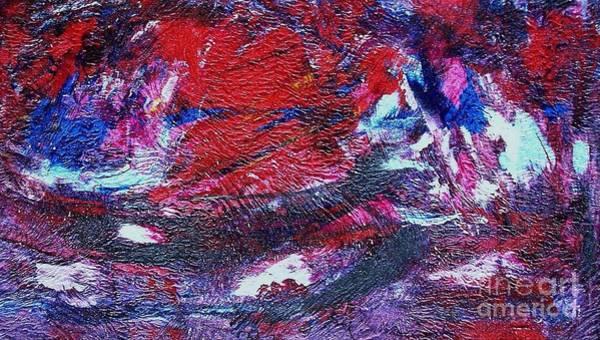 Conceptualism Painting - Doomsday by Dmitry Kazakov