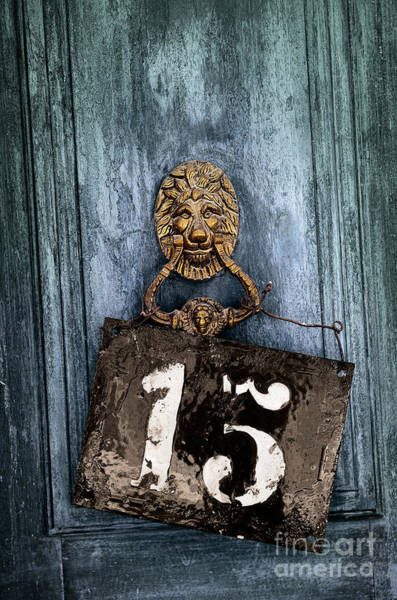 Neglected Wall Art - Photograph - Door 15 by Carlos Caetano