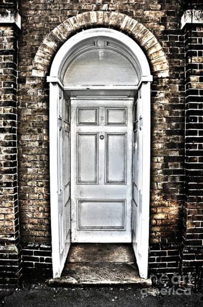Photograph - Door #3 by Ken Johnson