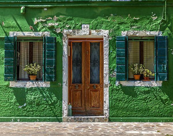 Photograph - Door And Windows 55 by Roberto Pagani