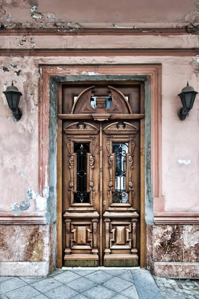 Photograph - Door by Gouzel -