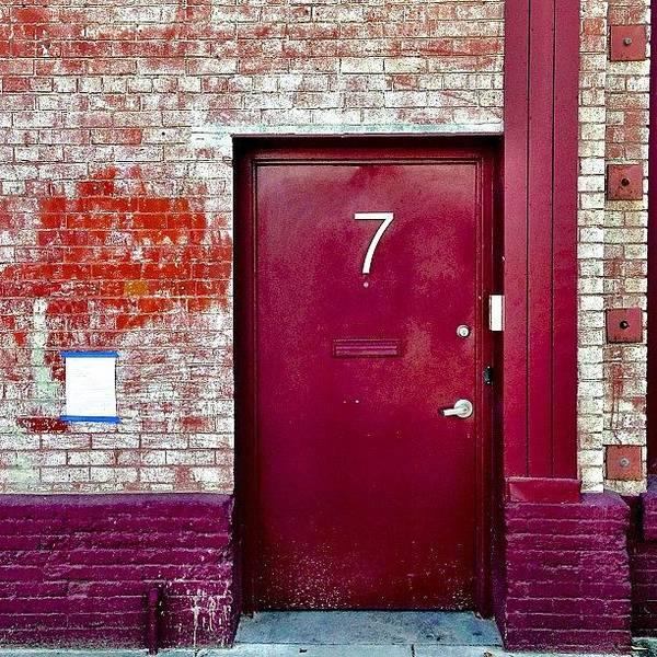 Wall Art - Photograph - Door Number 7 by Julie Gebhardt