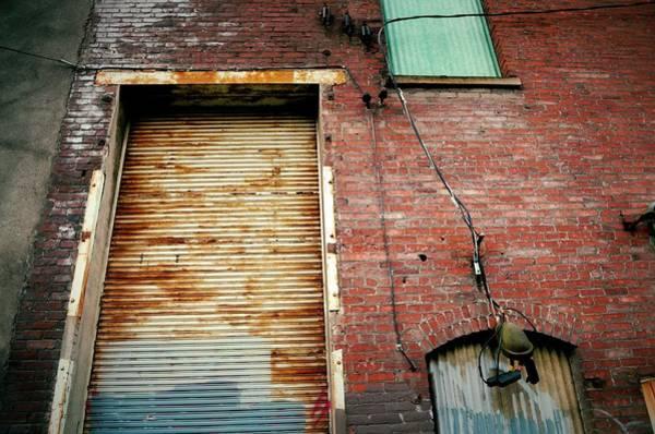 Photograph - Door Number One by Laureen Murtha Menzl
