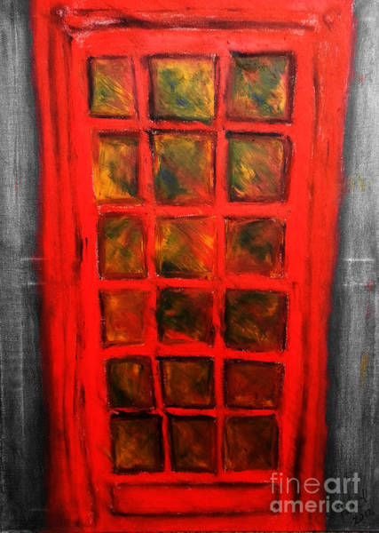 Painting - Door Of Hope by Andrea Anderegg