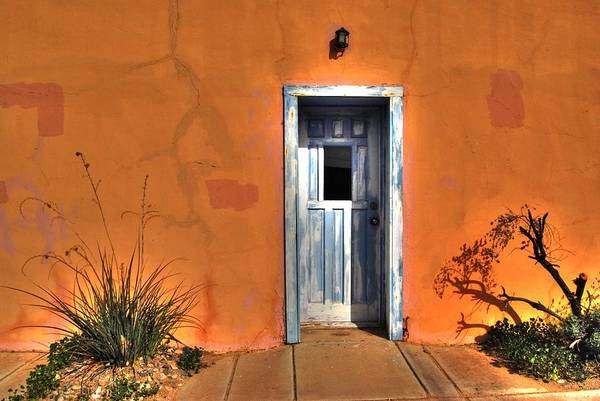 Photograph - Door by Tam Ryan