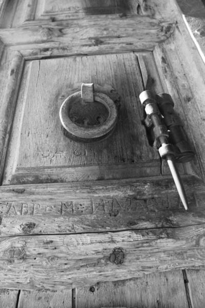 Church Of The Holy Sepulcher Photograph - Door To Golgotha by Lorie Prokup