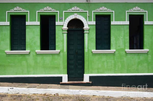 Chapa Photograph - Doors And Wndows Lencois Brazil 7 by Bob Christopher