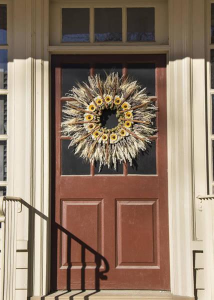 Royal Colony Photograph - Doors Of Williamsburg 23 by Teresa Mucha