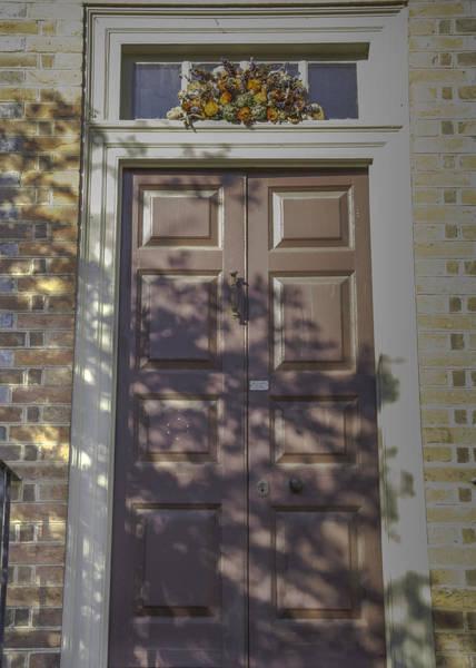 Royal Colony Photograph - Doors Of Williamsburg 27 by Teresa Mucha