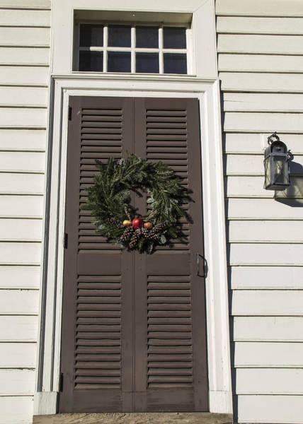 Royal Colony Photograph - Doors Of Williamsburg 29 by Teresa Mucha