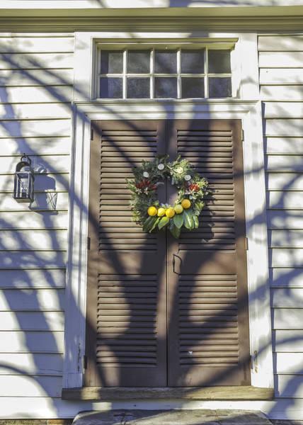 Royal Colony Photograph - Doors Of Williamsburg 30 by Teresa Mucha