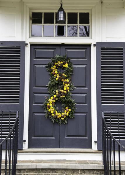 Royal Colony Photograph - Doors Of Williamsburg 34 by Teresa Mucha