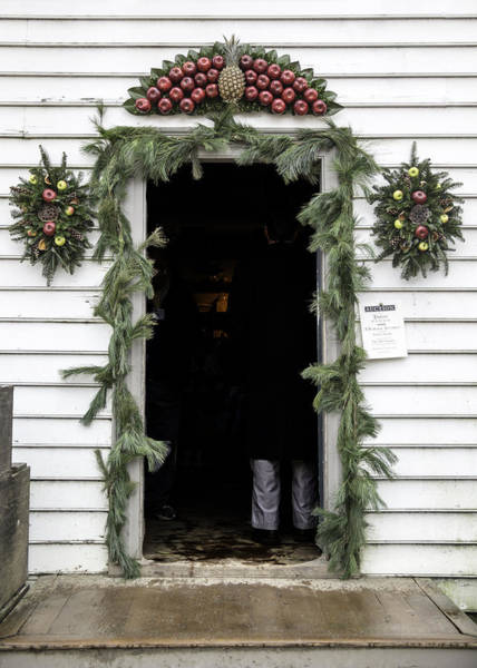 Royal Colony Photograph - Doors Of Williamsburg 36 by Teresa Mucha