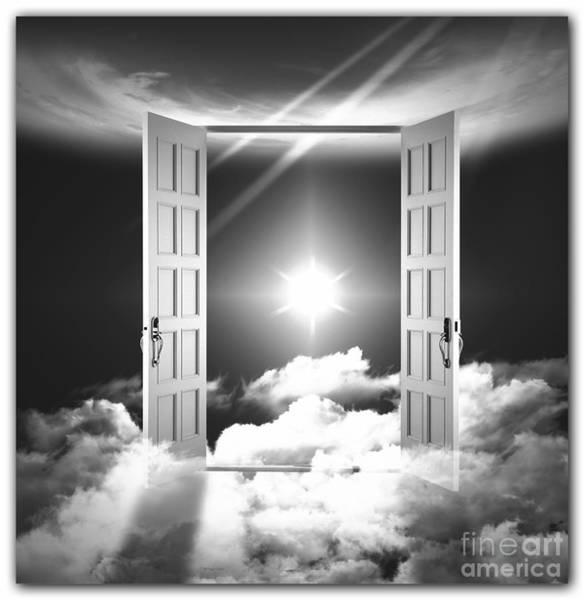 Door To Door Photograph - Doors To Paradise by Stefano Senise