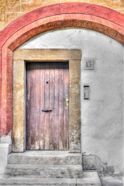 Photograph - Doorway 13 by John Magyar Photography