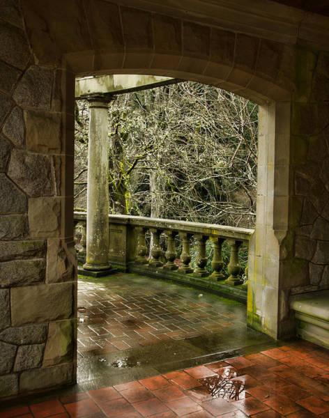 Photograph - Courtyard Doorway by Marilyn Wilson