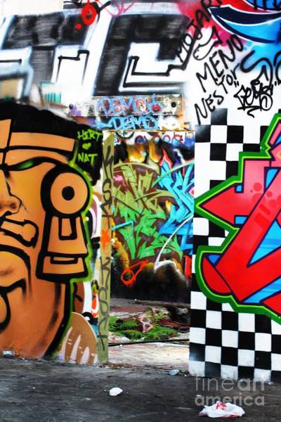 Wynwood Photograph - doorway to Miami by Chuck  Hicks