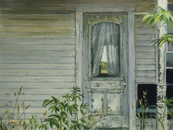 Painting - Doorway by William Brody