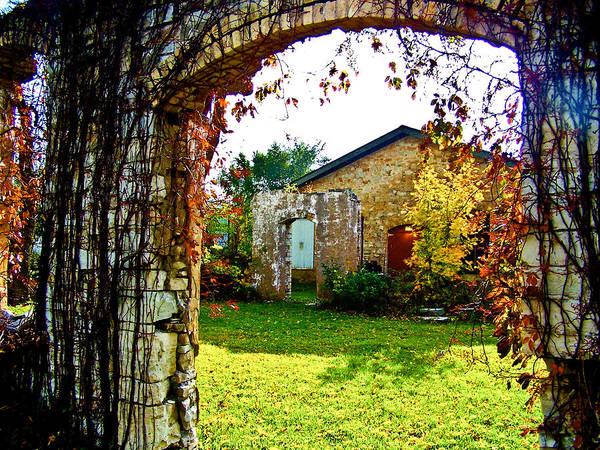 Photograph - Doorways by Jp Grace