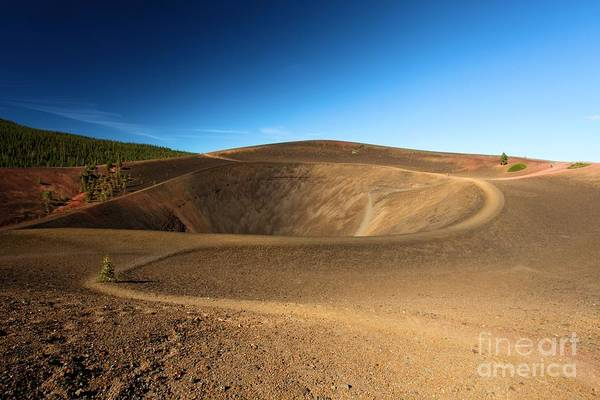 Photograph - Dormant Cinder Cone by Adam Jewell