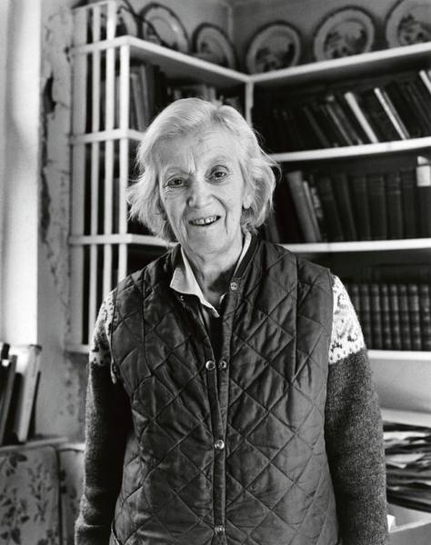 Wall Art - Photograph - Dorothy Hodgkin by Lucinda Douglas-menzies