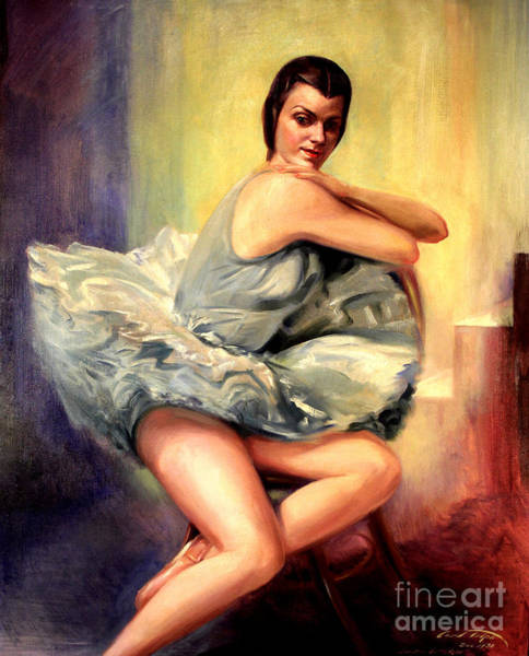 Dorothy Littlefied Art Print
