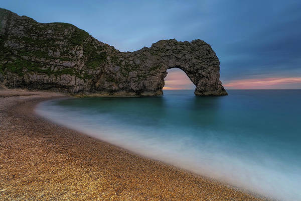 Uk Photograph - Dorset by Joaquin Guerola