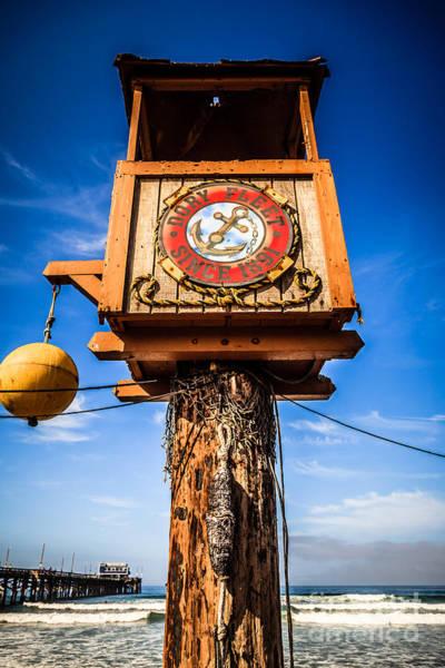 Crows Nest Wall Art - Photograph - Dory Fleet Crows Nest In Newport Beach California by Paul Velgos