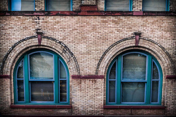 Photograph - Double Arches by Melinda Ledsome