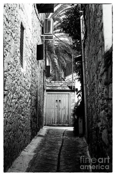 Wall Art - Photograph - Double Doors In The Alley by John Rizzuto