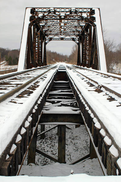 Photograph - Double Track by Jennifer Robin