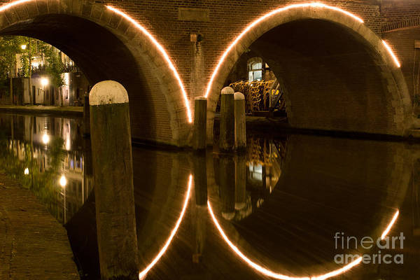 Art Print featuring the photograph Double Tunnel by John Wadleigh