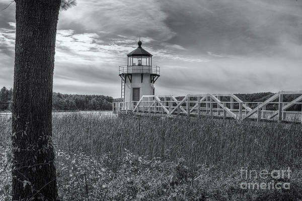 Photograph - Doubling Point Light Iv by Clarence Holmes