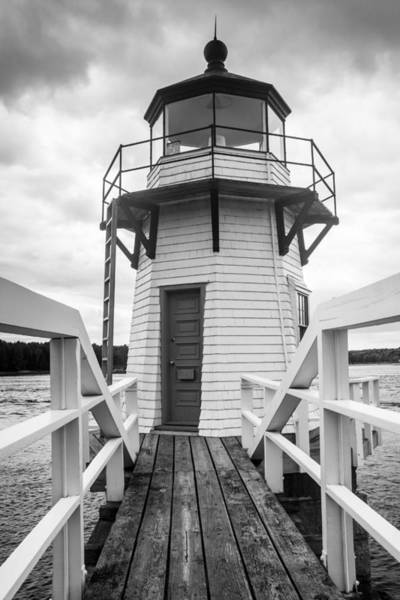 Photograph - Doubling Point Light by Kyle Lee
