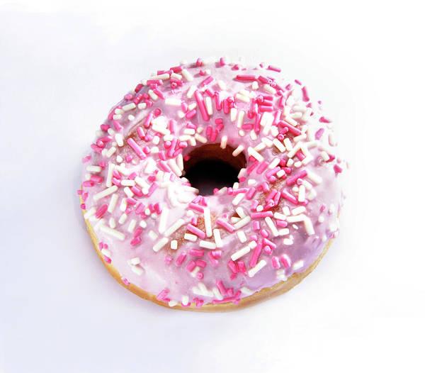 Doughnut Wall Art - Photograph - Doughnut by Cordelia Molloy/science Photo Library